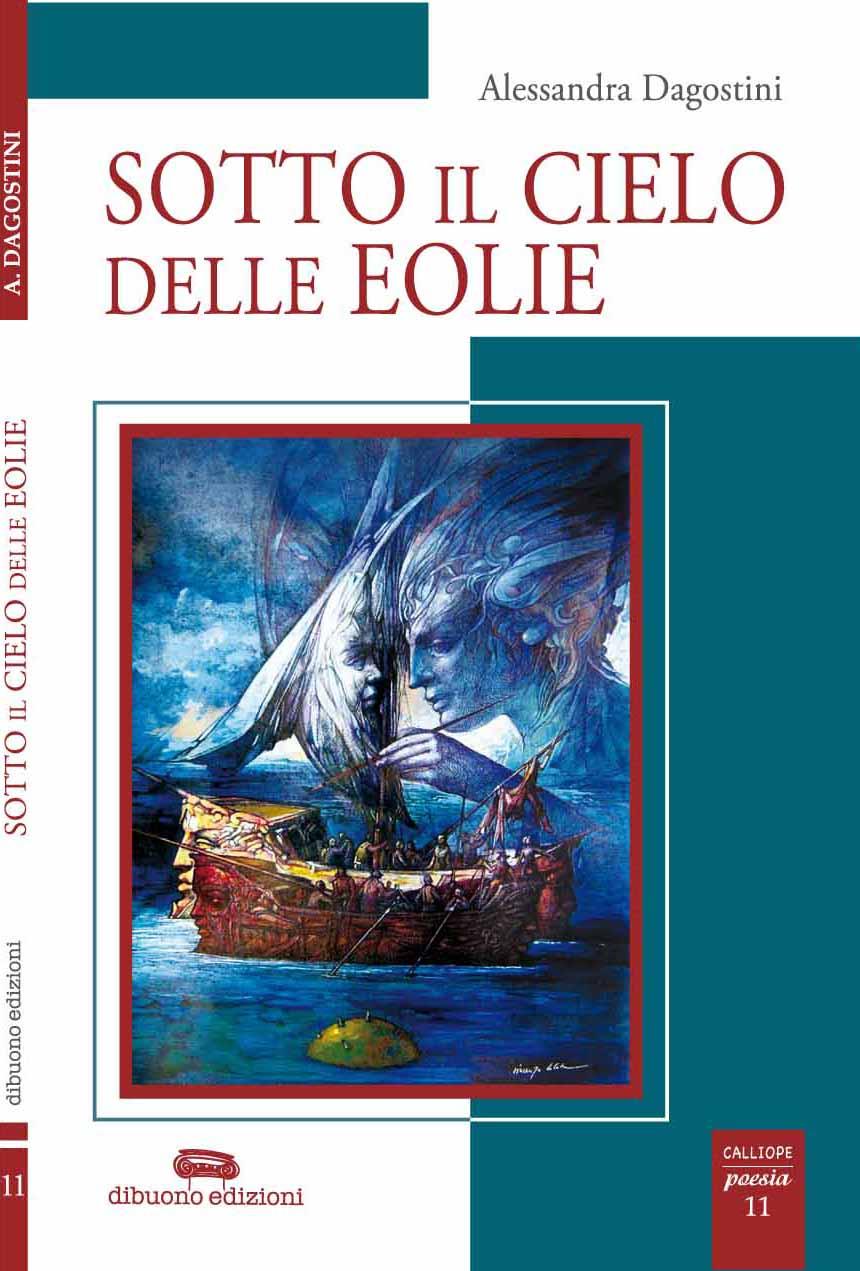 Alessandra Dagostini e le sue Eolie1° Parte