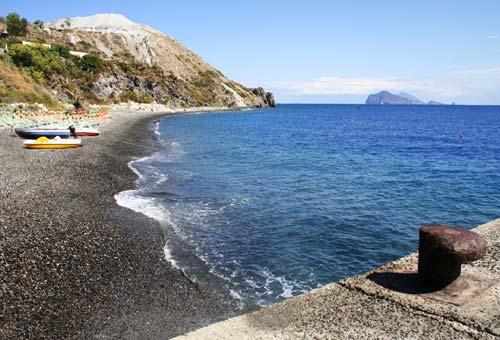 Le più belle spiagge delle Eolie