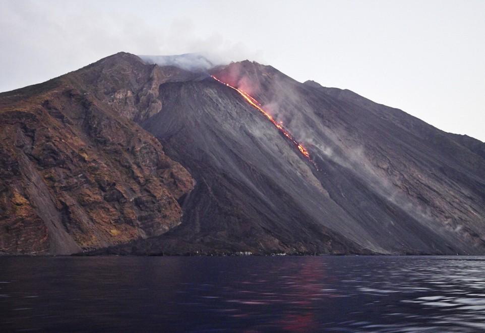 Stromboli: l'Università di Firenze svela i segreti del vulcano - 2° parte