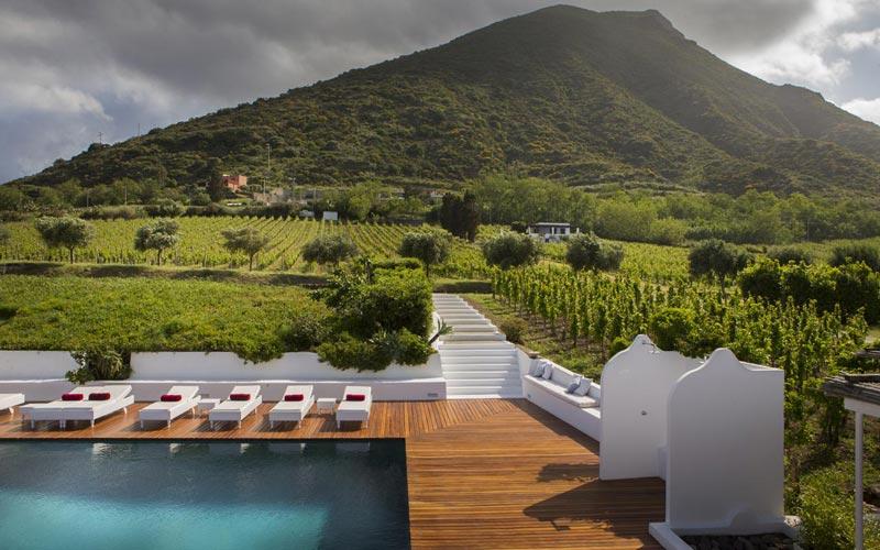 The Telegraph: Capofaro Malvasia & Resort di Salina in Top 10