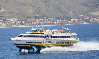 Ustica Lines: stop ai collegamenti con Eolie ed Egadi?