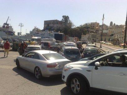 Dal 1° giugno divieto di sbarco dei veicoli in tutto l'arcipelago