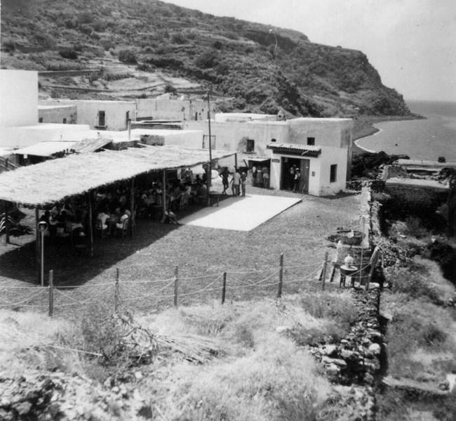 Stromboli: il villaggio internazionale dello studente