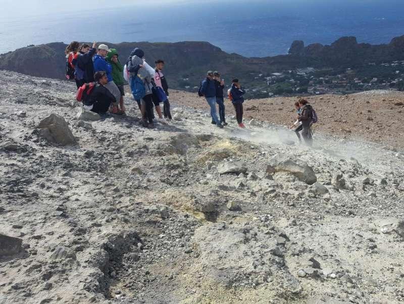 """""""Vulcani e Ambiente"""": il viaggio dei ragazzi di Monreale"""