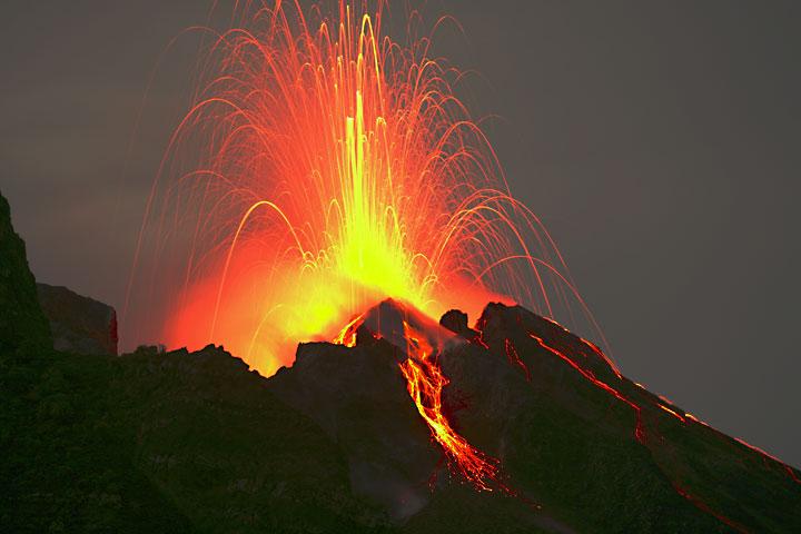 Il sistema vulcanico delle Isole Eolie