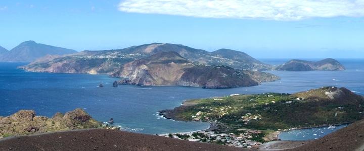 Il vulcanismo dell'Isola di Lipari