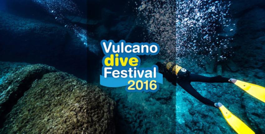 """Immergiamoci con """"Vulcano Dive Festival 2016"""""""