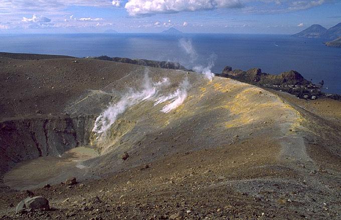 Perle dalla Storia: Vulcano - 1° parte