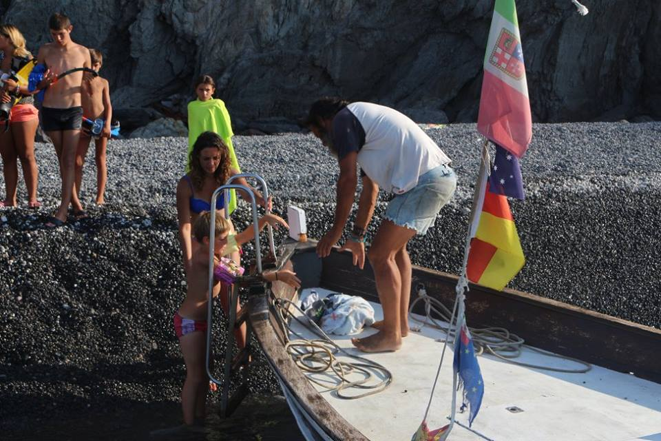 """Un calendario per ringraziare Lipari: l'iniziativa della Onlus """"Amici della Zizzi"""" 4° parte"""