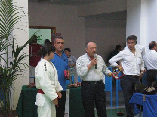 Premio per lo Sporting Club di Lipari