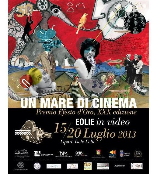 Un mare di cinema - Eolie in Video