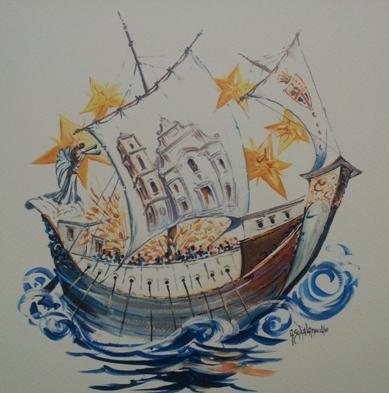 San Bartolo, il logo di una grande festa