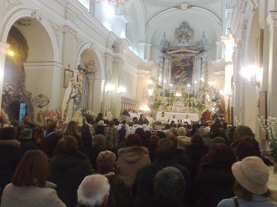 Pellegrinaggio da Salina a Lourdes