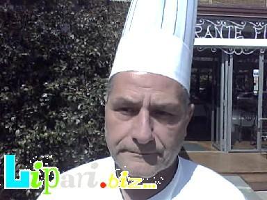 Cucina, a Lipari sede Fic