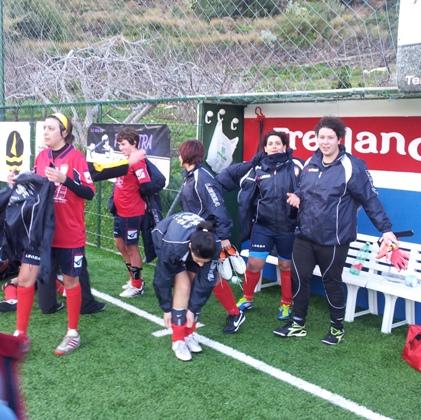 Calcio a 5 femminile, Ludica -S.Alessio 10-2