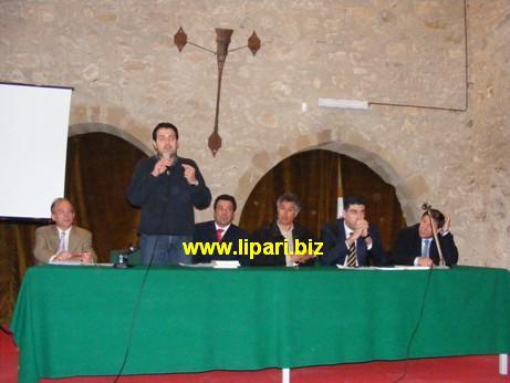 Gemellaggio scolastico Lipari - Montalbano