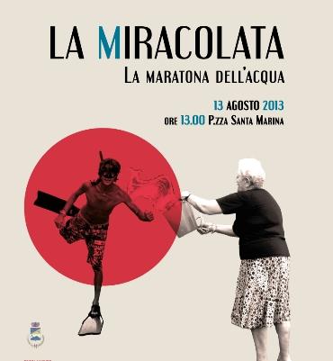 "Santa Marina s'inventa pure  "" La Miracolata"""