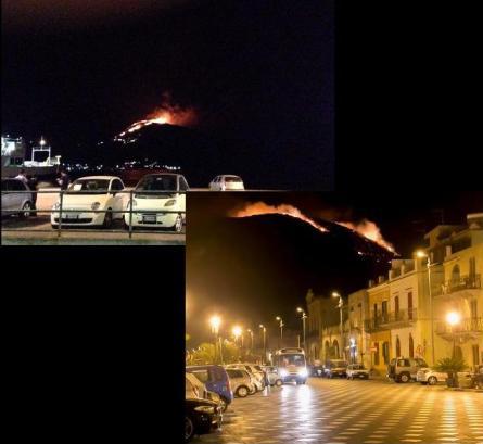 Notte di fuoco a Monte Rosa e Quattropani