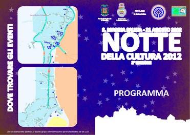 """Santa Marina, torna la """"Notte della Cultura"""""""