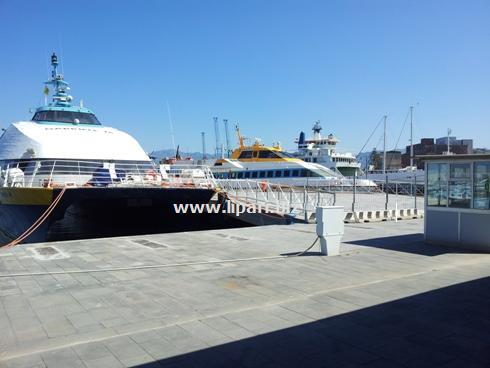 Trasporti marittimi, CdI ferma parte Ustica