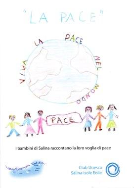 La pace vista dagli alunni di Salina