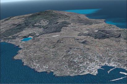 Parchi, Pantelleria - Eolie molte analogie