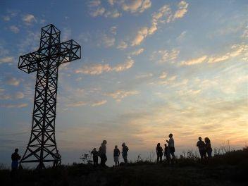 Ecco perchè la Croce di Monte Rosa non si illumina