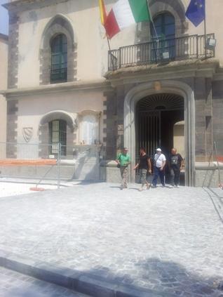 Piazza Mazzini, opere riprenderanno a settembre
