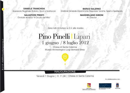 Mostra di Pino Pinelli