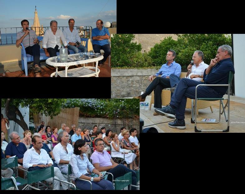 Pomeriggi culturali eoliani 2012