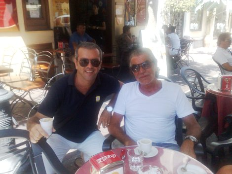 Un saluto da Roberto Cavalli