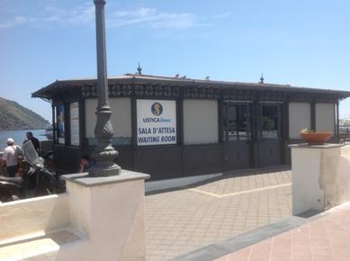 Quali servizi igienici al porto ?