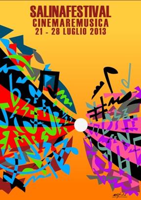 """""""L'Incontro"""" di Nespolo per il Salina Festival"""