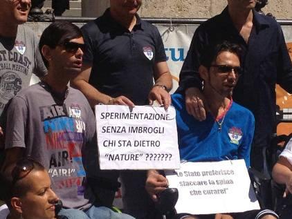 Staminali, i Biviano scrivono a Napolitano