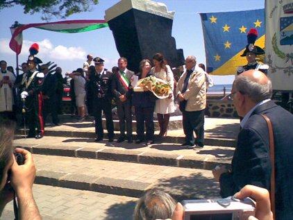 Santa Marina, l'anniversario dell'affondamento (2)