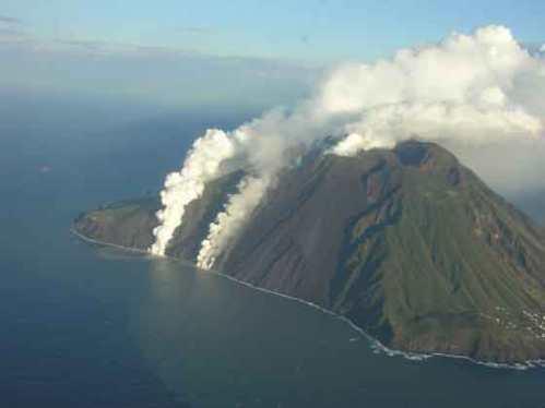 Vulcani, spedizione di mini-vulcanologi