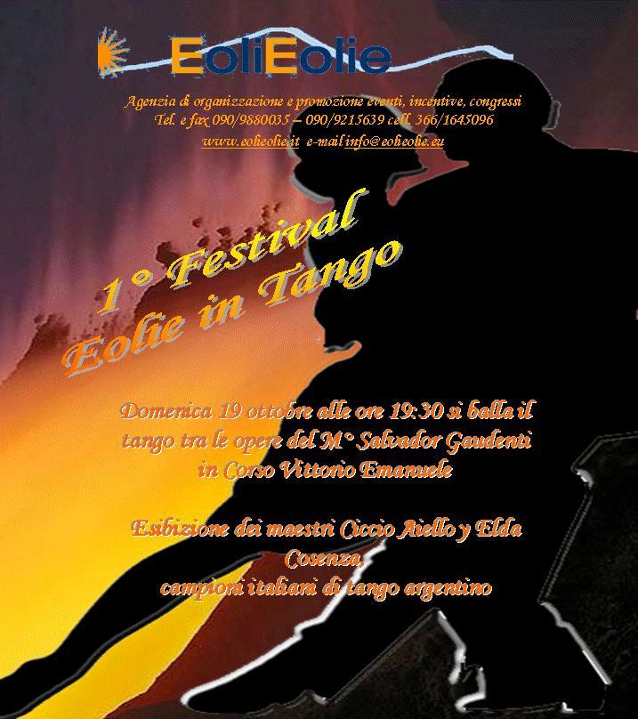 Festival tango sarà annuale