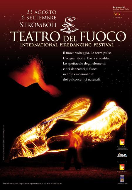 Teatro del fuoco, medaglia di Napolitano