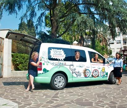 Deutschwagen Tour a Lipari