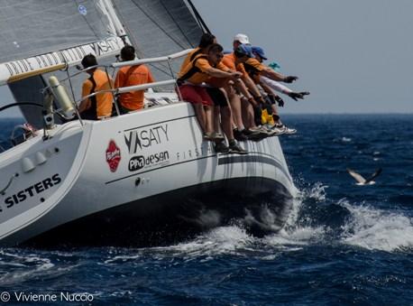 Dalla Eolian alla Marsala Sailing Week