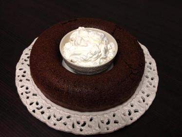 Torta cioccolato e panna fresca (di Marzia Ricca)