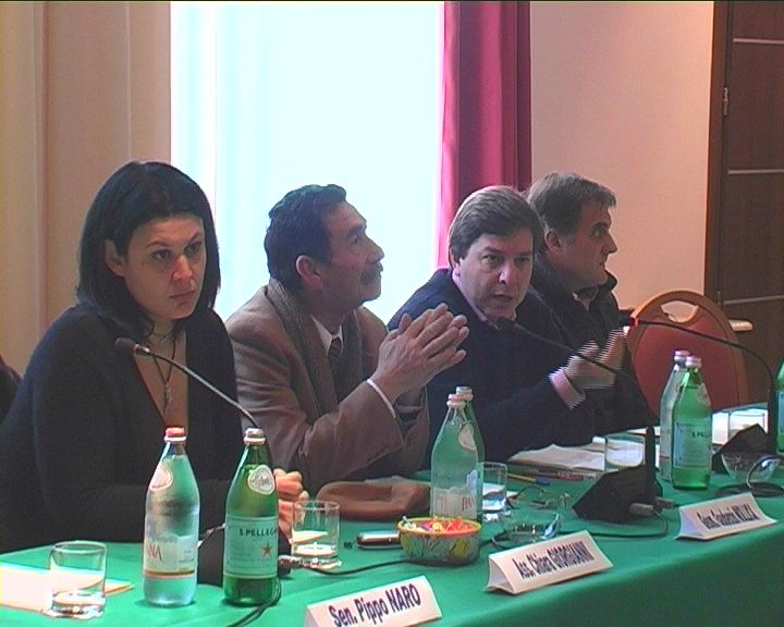 Gaudenzio Mollica, Udc: resto al mio posto