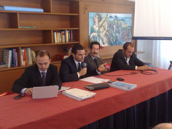 Mario Paino nuovo segretario Udc Lipari