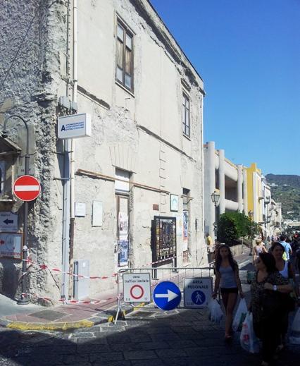 La Greca: Museo del Cinema nel vecchio ospedale