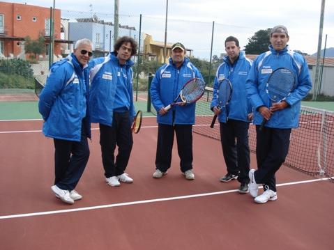 Sidoti trova lo sponsor allo Snoopy Tennis