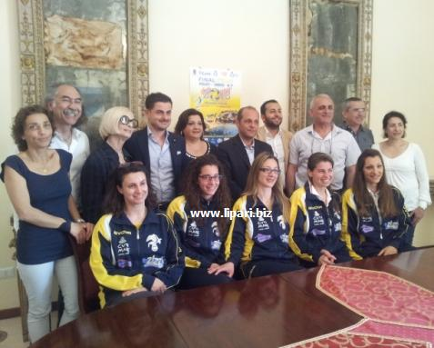 "Volley, inizia il ""Final Four"""