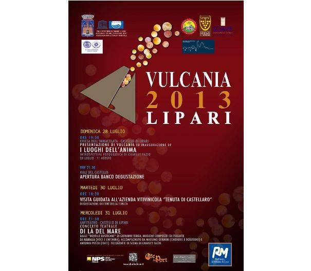 "Da oggi ""Vulcania"" tra degustazioni e arte"