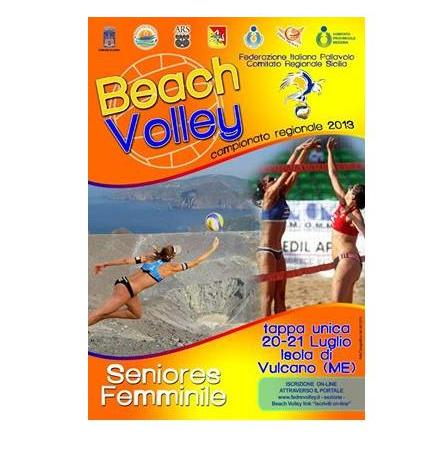 A Vulcano sopralluogo per finale beach volley